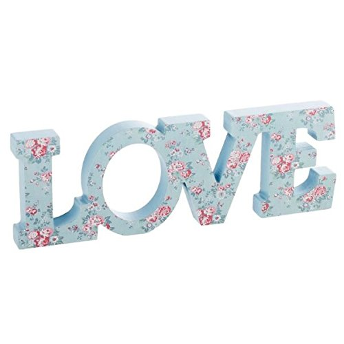 Letras decorativas LOVE vintage